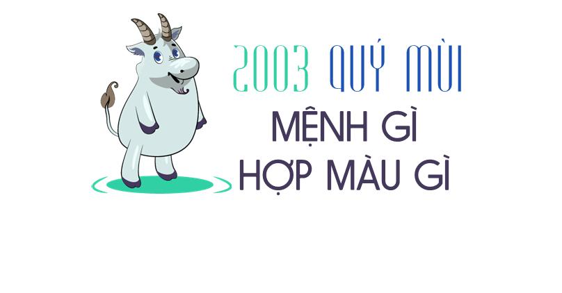 2003 menh gi